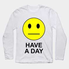 Meh. Some days, you're just not expecting that much...or you're not feeling especially picky...perhaps you don't want to be too offensive...or maybe you're just sarcastic. Whatever the source of your apathy, this funny emoji T-shirt should fit the bill.