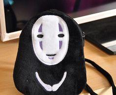 Totoro Neck String Satchel Bag //Price: $14.99 & FREE Shipping //     #totorostuff