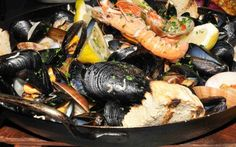 sea food..sautè
