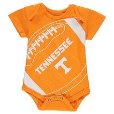 Tennessee Volunteers Newborn & Infant Fanatic Football Bodysuit - Tennessee Orange