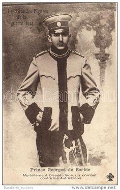 ПРИНЦ ЂОРЂЕ КАРАЂОРЂЕВИЋ - Prince Djordje Karadjordjevic of Serbia