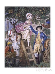 Autumn, Servant, C.1780
