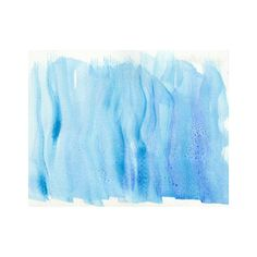Abstract Background in Blue Water Color (50 PEN) ❤ liked on Polyvore featuring backgrounds and blue