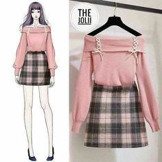this top looks like Yui Komori's from Diabolik Lovers Girls Fashion Clothes, Teen Fashion Outfits, Mode Outfits, Casual Outfits, Kawaii Fashion, Cute Fashion, Girl Fashion, Trendy Fashion, Womens Fashion