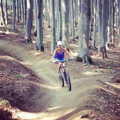 RG georgedeloup: #mountainbiking #rychlebskestezky #bike #mountains http://instagr.am/p/6Z32JCIrvs