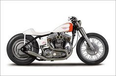 1968 XLH by ACE MOTORCYCLE