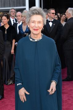 Oscar 2013 Red Carpet Gallery: French actress Emmanuelle Riva