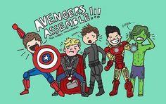 Mis Heroes