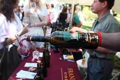 Sample Wine From All Over the World At LA Wine Fest! - Hollywood Hotel #wine #la