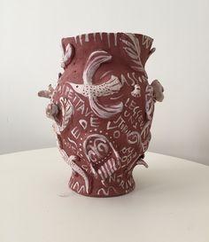 Cecilia Valli, ceramica