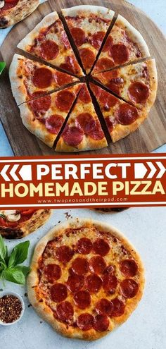 Pizza can never be absent on Game Day! If you love making homemade pizza, we highly recommend the Breville Smart Oven Pizzaiolo Pizza Oven. It makes pizza making easy, fun, and much more delicious� More Making Homemade Pizza, Easy Homemade Recipes, Easy Dinner Recipes, Easy Meals, Delicious Recipes, Yummy Food, Sauce Pizza, Pizza Pizza, Pizza Party