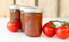 Big-Batch Tomato Sauce - Delish!