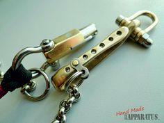 Suspension Hook / Keychain Mod-Top por EdcApparatus en Etsy