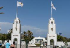 Kalithea Terms Greece Islands, Rhodes, San Francisco Ferry, Building, Travel, Viajes, Buildings, Destinations, Traveling