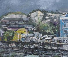 Stânci la Balcic – Alexandru Papuc | EliteArtGallery - galerie de artă