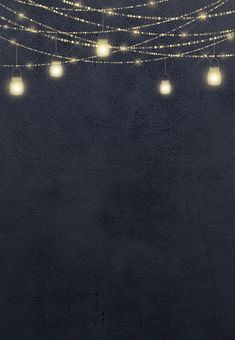 Watering Can Lights Waterfall lights Five strands on