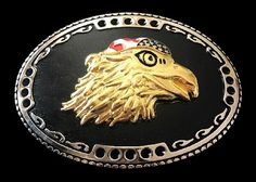 Belt Buckle Usa Bald Golden Eagle American Flag Boucle de Ceinture #eagle #eagles #eaglebuckle #eaglebeltbuckle #flyingeagle #baldeagle #americaneagle #beltbuckles #coolbuckles #buckle