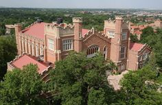 Macky Auditorium on the beautiful University of Colorado campus