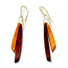 COLORES WOOD EARRINGS SM