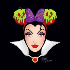 So you all know I make Disney characters wearing Mickey ears 😬 so far I've been painting them, but I've decided to make some computer art… Evil Disney, Dark Disney, Disney Nerd, Disney Magic, Disney Pixar, Disney Dream, Disney Love, Disneyland, Disney Villains
