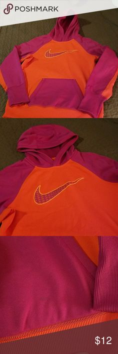 Nike Hoodie Therma-fit hoodie with one tiny spot on pocket shown in picture Nike Tops Sweatshirts & Hoodies