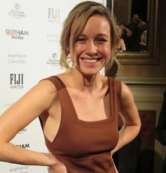 Brie Larson, Hot Actresses, Hollywood Actresses, Beautiful Celebrities, Beautiful Women, Smiles And Laughs, Best Actress, Captain Marvel, Celebs