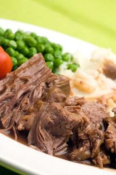 Busy Woman's (or man's) Roast... Quick and Easy Recipe for Your Family