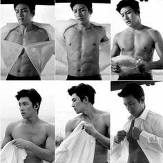 Yoona Ji Chang Wook, Ji Chang Wook Abs, Ji Chang Wook Smile, Ji Chang Wook Healer, Ji Chan Wook, Lee Dong Wook, Hot Korean Guys, Korean Men, Asian Actors
