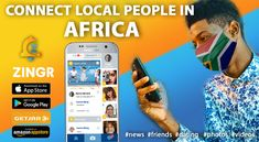 Dating local people in Africa - ZINGR Short Messages, You Videos, New Friends, Africa, Dating, Shit Happens, City, People, Quotes