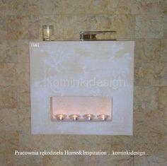 Dekoracja ze świecami Home Inspiration
