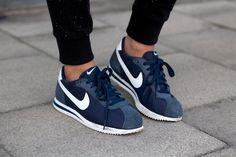 Nike Cortez - eleganter Klassiker