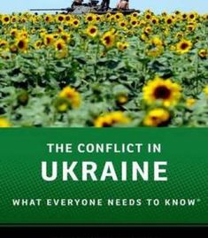 The Conflict In Ukraine: What Everyone Needs To Know PDF