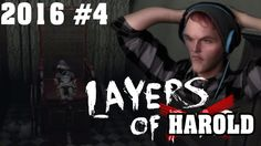 TWO DOLLS A CHAIR AND A SPOOKY PLACE | Layers of fear  #4