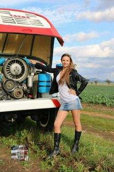 Car Posters, Cars And Motorcycles, Vintage Cars, Trucks, Shirt Dress, Girls, Van, Super Funny, Transportation