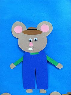 Life in First Grade: center ideas town and country mouse Senior Games, Mickey Mouse, Mouse Crafts, Reading Street, Community Helpers, Pictures Of The Week, Town And Country, Preschool Crafts, April Preschool