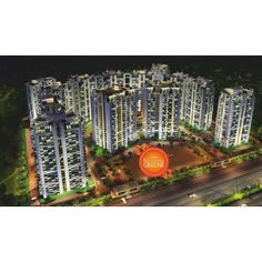 Sikka Kaamna Greens 3 offers 1 BHK, 2 BHk and 3 BHK Flats Available in Noida