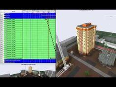 Процесс строительства многоэтажного жилого дома МЕТТЭМ