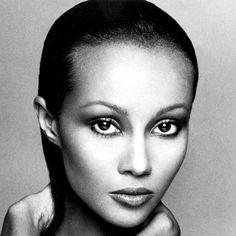 "Iman (""faith"" in Arabic), is a Somali former fashion model: She was born in 1945 as Iman Mohamed Abdulmajid"