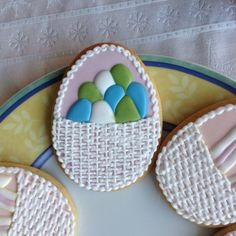 eggs sugar cookies