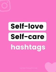 Self-love and self-care have become a big part of our lives since 2020 hit. Good that we had social media to connect with people while we stayed indoors. These are the best self-love, self-care, mental health, confidence and motivation Instagram hashtags to join supportive communities, and to grow your account naturally, all inside Preview App! #instagramtips #instagramstrategy #instagrammarketing #socialmedia #socialmediatips