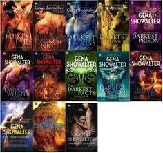 Such a good series. Gena Showalter is a truly amazing author