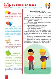 Dezvoltare Personala Semestrul I Language Activities, Activities For Kids, Romanian Language, 4 Kids, Children, Preschool At Home, Kids Education, Classroom Management, Kids And Parenting