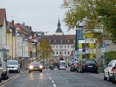 SW Germany