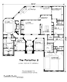 House Plans Mediterranean Houses And House Plans On Pinterest