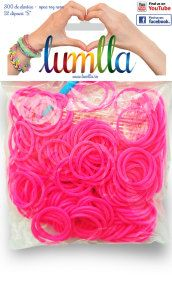 Elastice opace roz