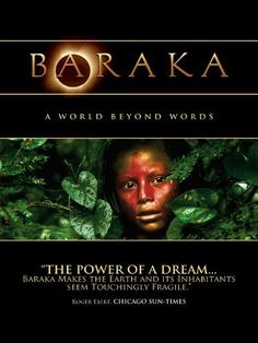 Baraka (Blessing) Ron Fricke, Director non-narrative documentary 1992. Filmed in 23 Countries/152 locations