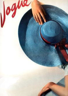 Mad for Hats – Fashion Photography's love affair with the hat