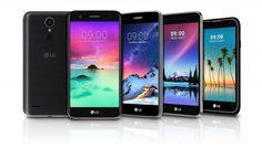 LG anuncia nova linha K no Brasil, com Android 7.0 e novo visual - http://www.showmetech.com.br/lg-k-2017-brasil/