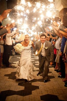 """""""Ybor City Sparkles at Josh and Stacey's Wedding"""""""