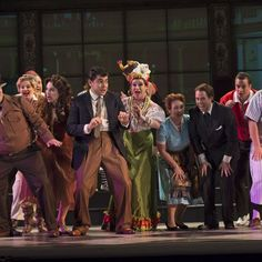 Sight gags, silent movies propel opera's 'Don Pasquale'